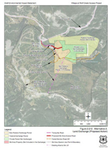 A proposed resort development near Wolf Creek Pass and the nearby ski area would irrevocably change the character of the area for the worse.